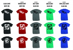 custom screen printed shirts by grscreenprinting